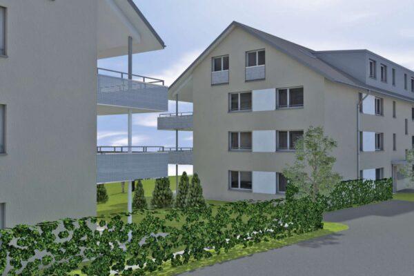 Neubau 2 MFH Obstgartenstrasse, Thundorf