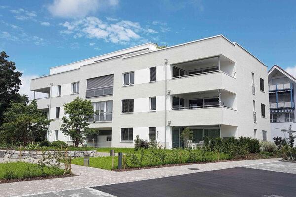 Neubau 2 MFH Altholzstrasse, Matzingen