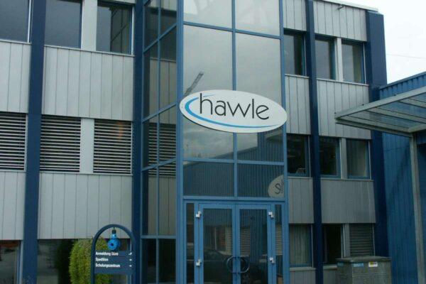 Büroaufstockung Hawle Armaturen AG, Sirnach