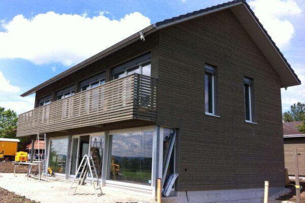 Neubau EFH Aufhofen 2, Thundorf