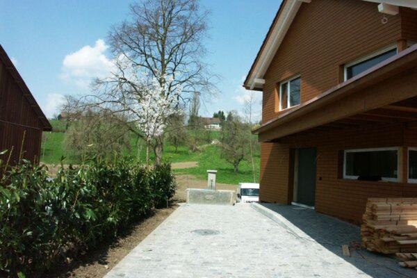 Neubau EFH Aufhofen, Thundorf