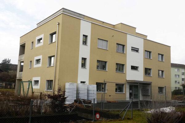 Neubau MFH Bahnhofstrasse 9b, Eschlikon