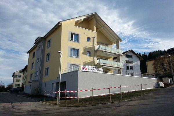 Abbruch und Neubau MFH Bäumliackerstrasse, Balterswil
