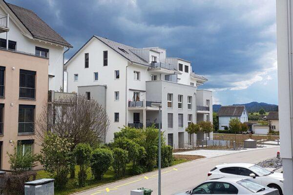 Neubau MFH im Brüel 6 und 6a in Sirnach