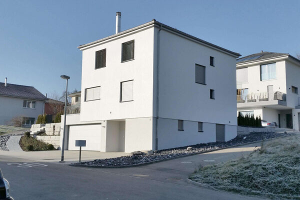 Neubau EFH Brüelhalde 2, Sirnach