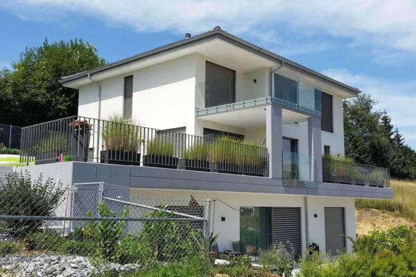 Neubau EFH Brüelhalde 20, Sirnach