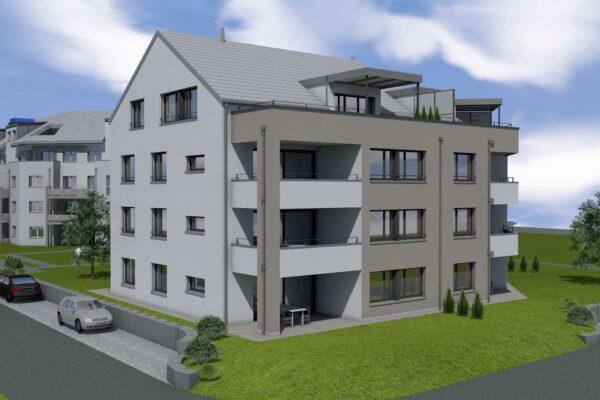 Neubau MFH im Brüel 4 in Sirnach