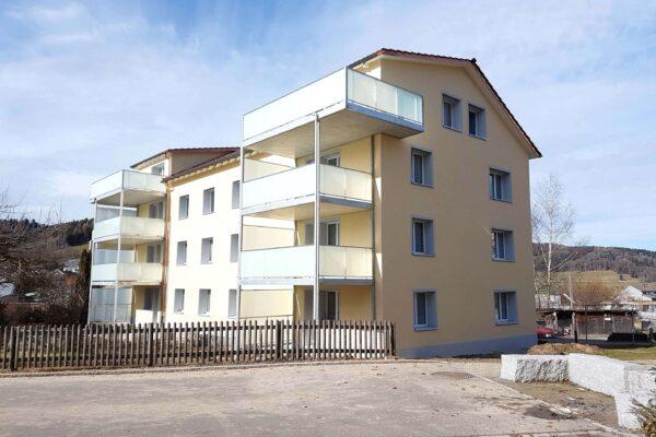 Gebäudehüllensanierung Buchenstrasse 2, Balterswil