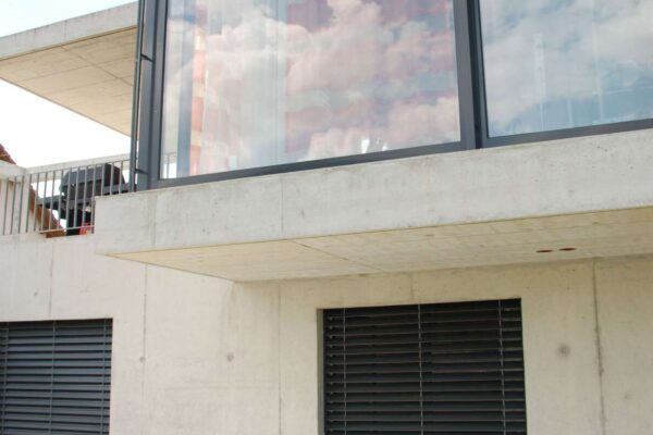 Neubau EFH Büelstrasse, Sirnach