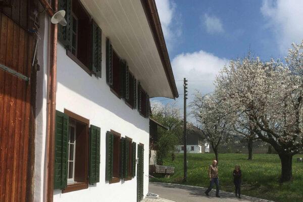 Sanierung Bauernhaus Bühlstrasse, Frauenfeld