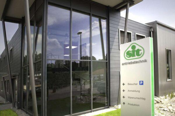 Lager- und Bürogebäude SIT (Schweiz) AG, Sirnach