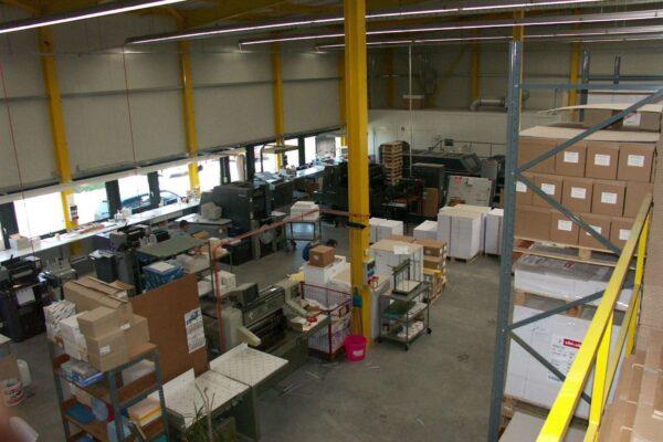 FAIRDRUCK Druckerei Sirnach AG, Sirnach