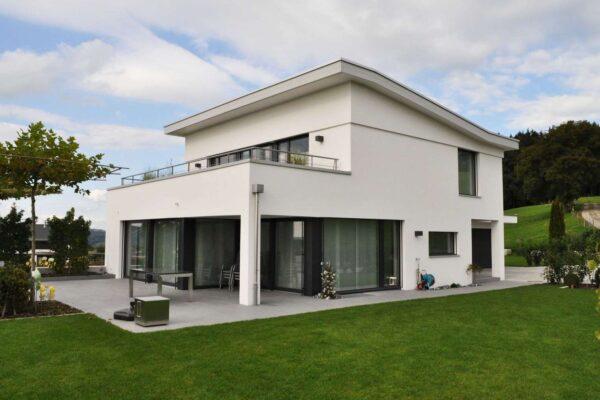Neubau EFH Bettwiesen