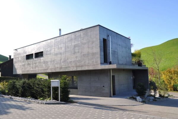 Neubau EFH Egghüsli, Bütschwil