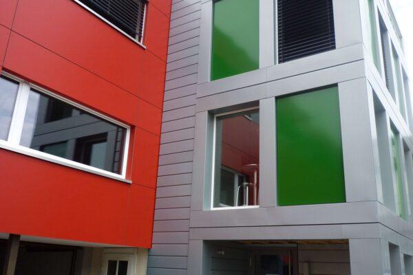 Sanierung und Erweiterung Brändle Gebäudehüllen AG, Sirnach