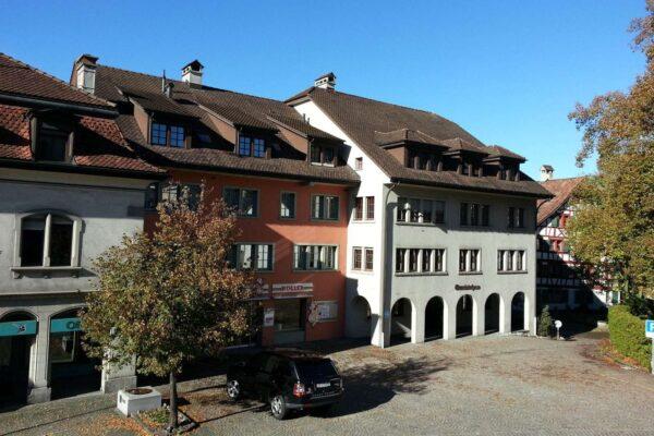 Umorganisation und Sanierung Gemeindehaus, Sirnach