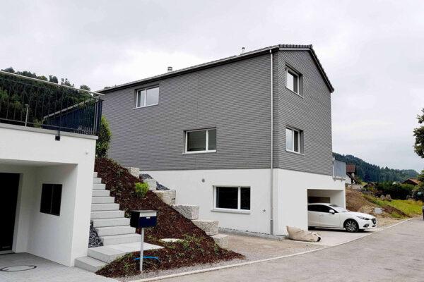 Neubau 2 EFH Hägler in Itaslen