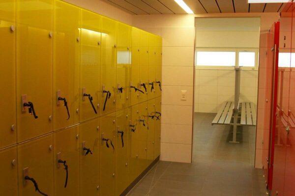 Sanierung Hallenbad, Sirnach