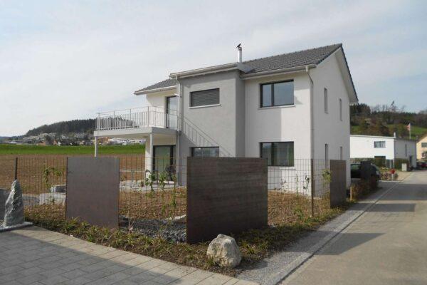 Neubau EFH Hochwies, Sirnach