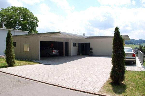 Neubau EFH Höhenweg, Eschlikon