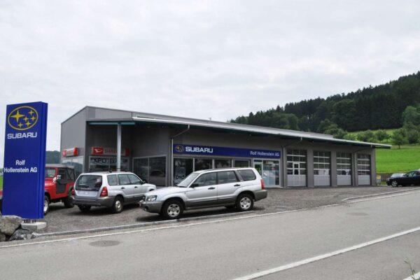 Garage Rolf Hollenstein AG, Balterswil