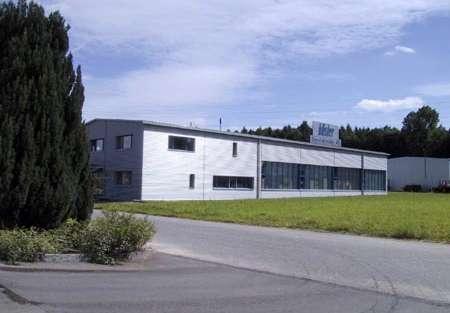Neubau Büro und Lager Hüsler Berufsbekleidung AG, Sirnach