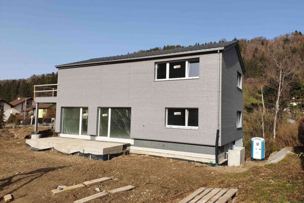 Neubau EFH Hägler 1c in Itaslen, Bichelsee-Balterswil