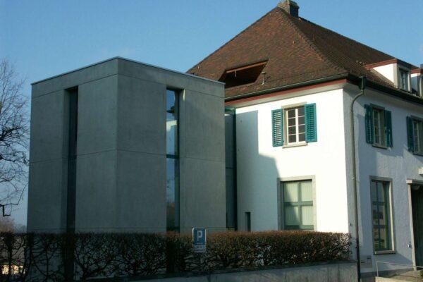 Thurgauer Kantonalbank Treppenhausturm