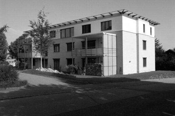 Neubau MFH am Birkenweg, Sirnach