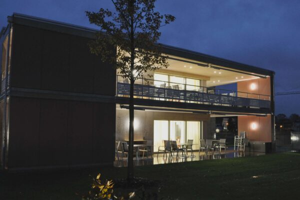 Neubau geschützte Wohngruppe Alterszentrum, Münchwilen
