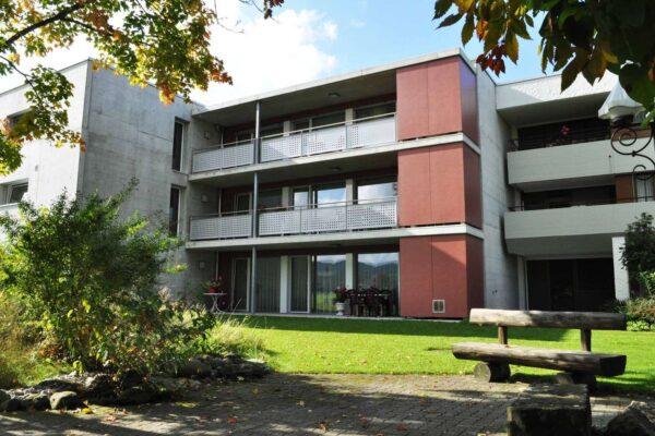 Sanierung und Erweiterung Regionales Alterszentrum, Müchwilen