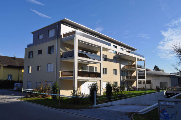 Neubau MFH Rosenstrasse, Eschlikon