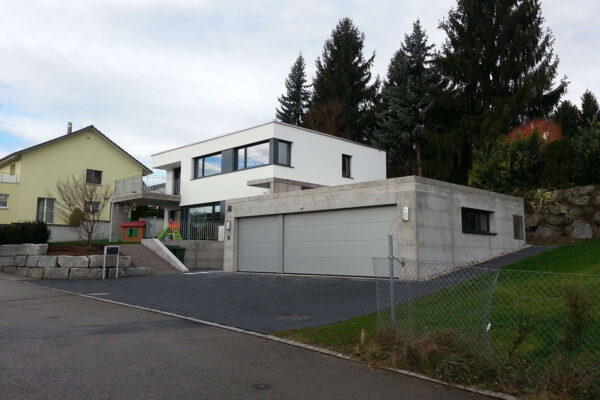 Neubau EFH Sonnenberg 2, Sirnach