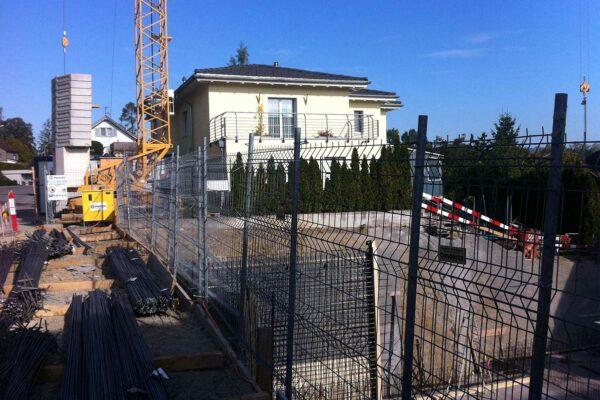 Unterirdische Erweiterung Metzgerei Tanner, Henau