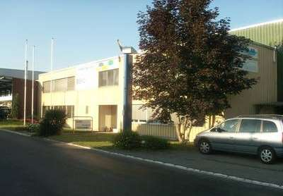 Büroaufstockung Sihro Tech AG, Sirnach