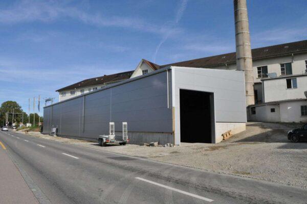 Tieranlieferung Frifag AG, Märwil