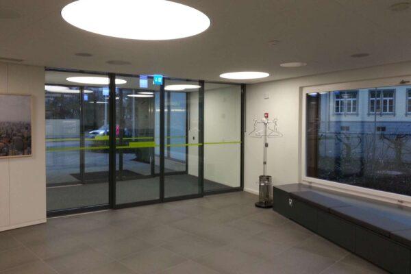 Umbau / Sanierung TKB, Eschlikon
