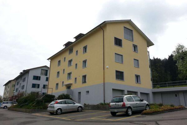 Gebäudehüllensanierung MFH Waldsiedlung 2, Balterswil