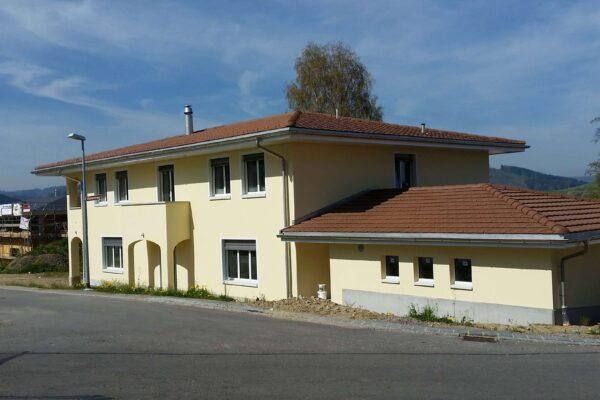 Neubau EFH Widenackerstrasse Nord, Wiezikon