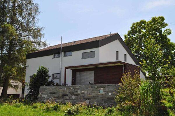 Erneuerung EFH Wiesenstrasse, Münchwilen