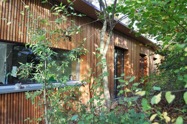 Um- und Anbau Wohnhaus Rüegerholz, Frauenfeld